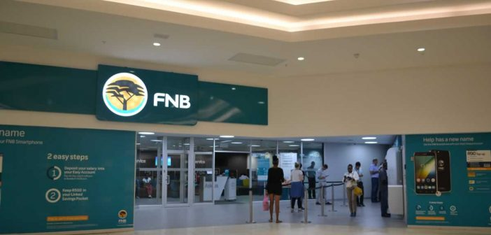 FNB joins Standard, Nedbank in offering to help the financially distressed