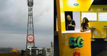 MTN launches 5G network in South Africa