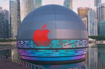 SEE: Apple launches giant floating store!