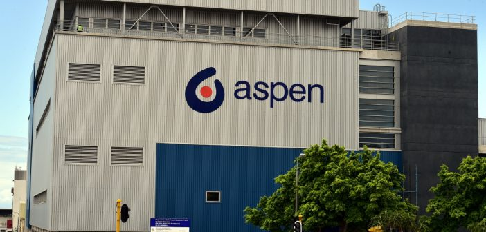 Aspen rises on potential Europe deal