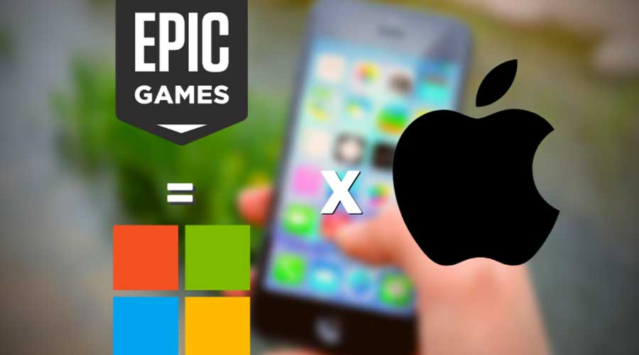 Apple and Epic Games are mired in a bitter legal battle, and 'Fortnite' is in the middle of it