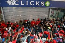 Another petrol bombing as EFF continues close down Clicks