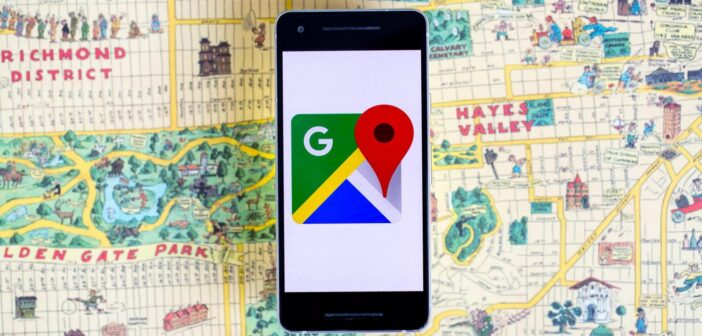 Google Maps uses Artificial Intelligence to predict traffic performance