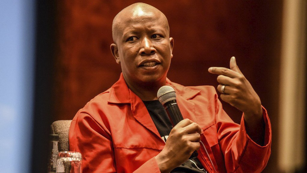 Malema believes Andile Lungisa did nothing wrong, and he ...