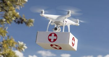 Zipline and Walmart to launch drone deliveries of health and wellness products