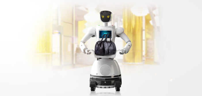 Hotel Sky to employ three AI-powered robots