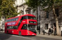 World's first Hydrogen powered double decker bus has been revealed