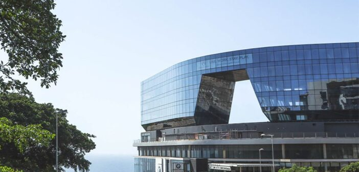 The new R1.3-billion Umhlanga Arch development project is open for business
