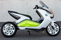 BMW's new electric scooter concept aims to be your perfect cyberpunk mount