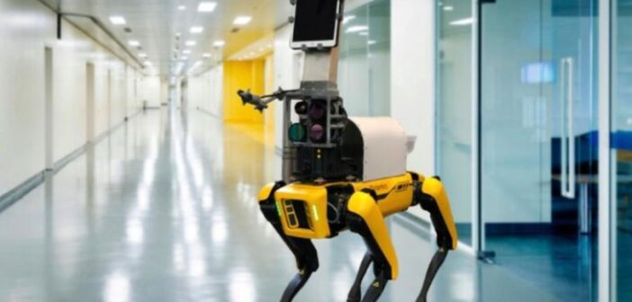 Hyundai reportedly in talks to buy robot-maker Boston Dynamics