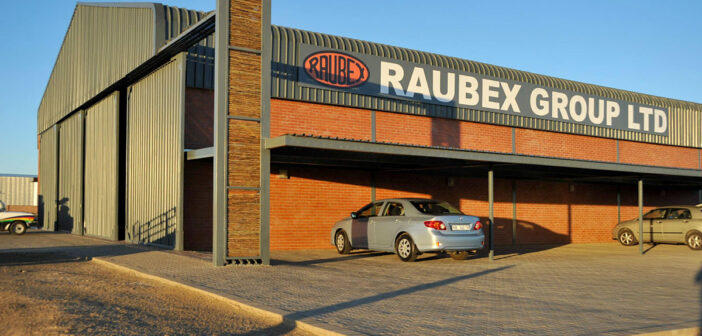 Raubex rallies on contract awards