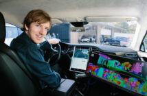 How the youngest self-made Billionaire built his fortune in self-driving