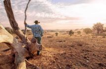 Rising prevalence of drought and water affects farmers
