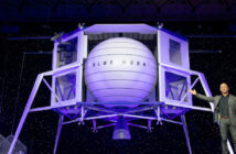 Blue Origin set to take the first woman to the moon's surface