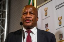 SA political rivals put their differences aside to pay tribute to Jackson Mthembu