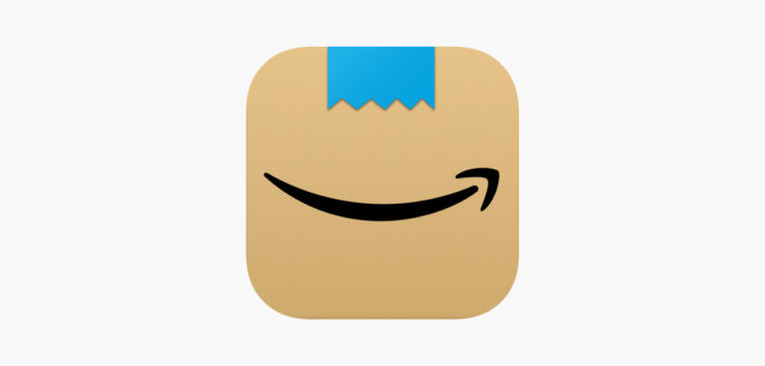 Amazon's new app icon isn't just a logo in a white box