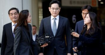 Samsung vice chairman Jay Y. Lee receives 30-month prison term in bribery trial