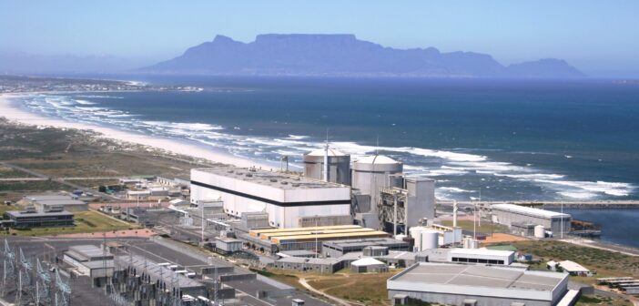 Concerns rise for South Africa as Eskom takes Koeberg 1 offline