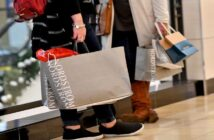 Retail sales volumes show muted Black Friday shopping activity