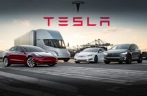Tesla built more than 500,000 vehicles in 2020