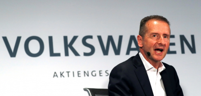 VW boss Herbert Diess joins Twitter to boasts about knocking Tesla down a peg in Europe