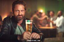 "South Africa's advertising regulator bans Windhoek beer ad for suggesting that ""real men drink real beer"""