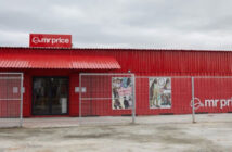 Mr Price launches container store for their township customers