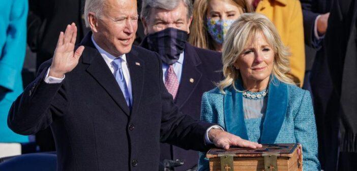 WATCH LIVE| Biden sworn in as 46th US President, Harris officially steps in as VP