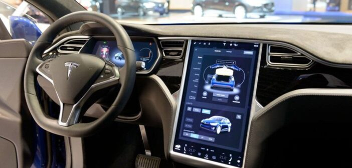 Tesla asked to recall 158,000 cars for failing display consoles