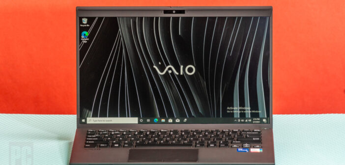 The carbon-fiber Vaio Z is the world's lightest laptop with an Intel H-series chip