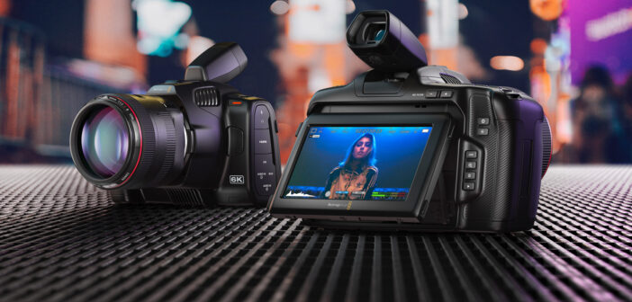 """Blackmagic is releasing a new, """"Pro"""" version of its Pocket Cinema Camera 6K"""