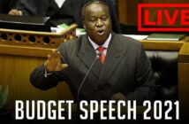 LIVE: Watch the Budget speech delivered by Minister of finance Tito Mboweni