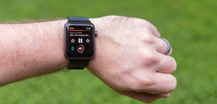 Overcast overhauls its Apple Watch app