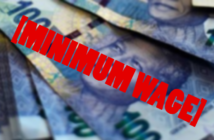 Government announces national minimum wage increase