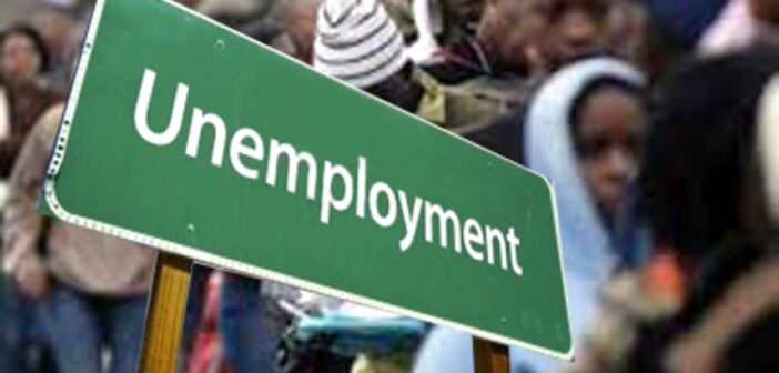 SA unemployment at record high!