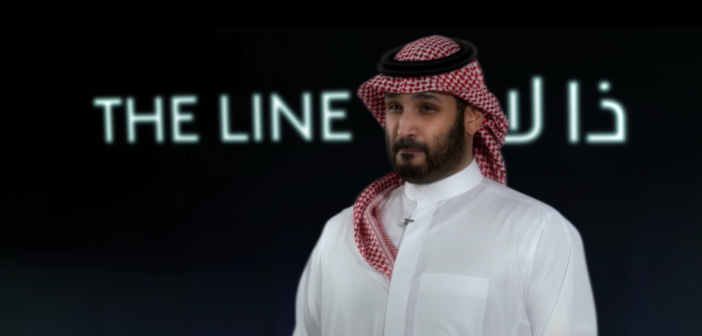 Saudi Arabia plans to build an entire city in a straight line, for Some Reason