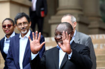 WATCH: Ramaphosa receives COVID-19 vaccine