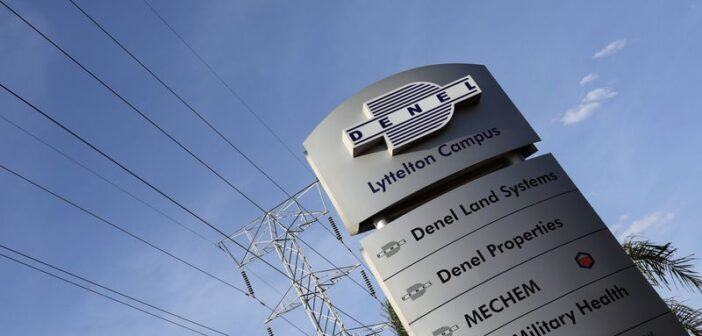 Thandeka Sabela appointed as Denel's acting CEO