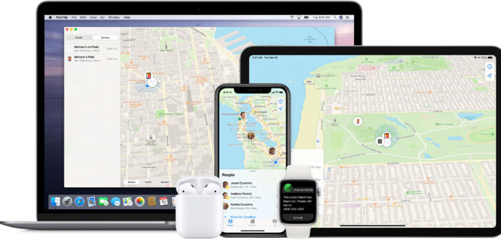 Apple's new Find My feature could let you know if you're the one being tracked