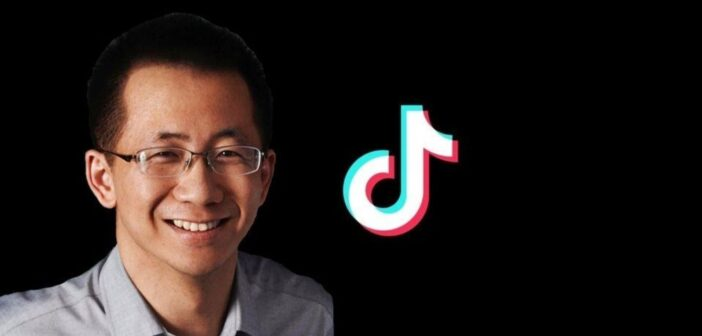 TikTok founder Zhang Yiming now among the world's richest people