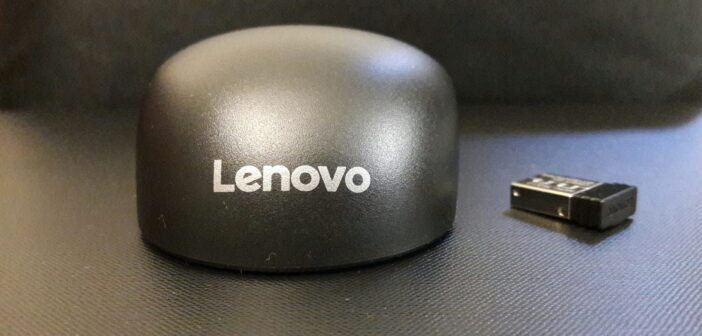 Lenovo to release new travel mouse that does wireless charging