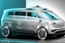 VW Argo AI-powered self-driving vans to launch in Germany this summer