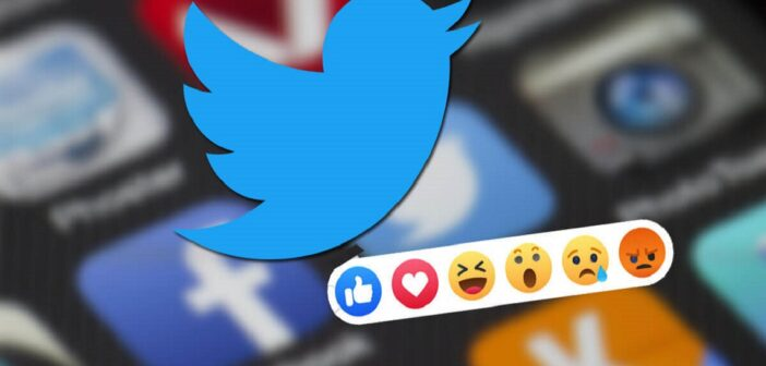 Twitter could be working on Facebook-style reactions
