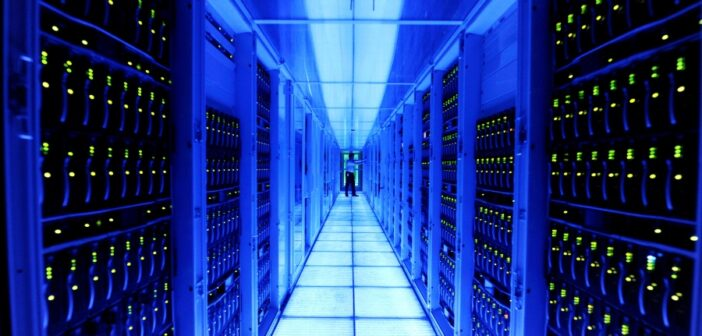 The world's data: How much we're producing and where it's all stored