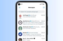 Twitter adds DM search to Android