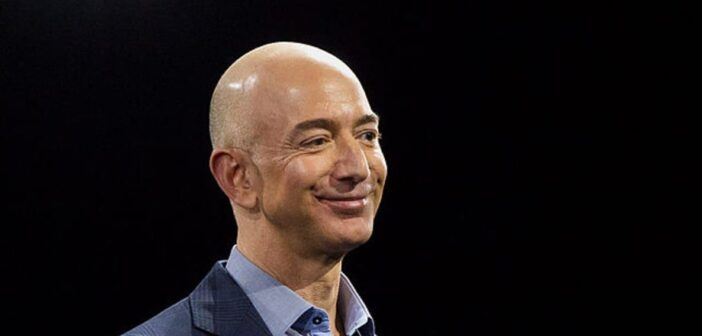 Amazon chief Jeff Bezos to travel into space next month for 'adventure'