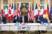 'Historic' G7 deal to stop global corporate tax avoidance welcomed by tech giants Google and Facebook