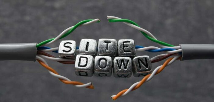 Countless popular websites are currently facing an outage