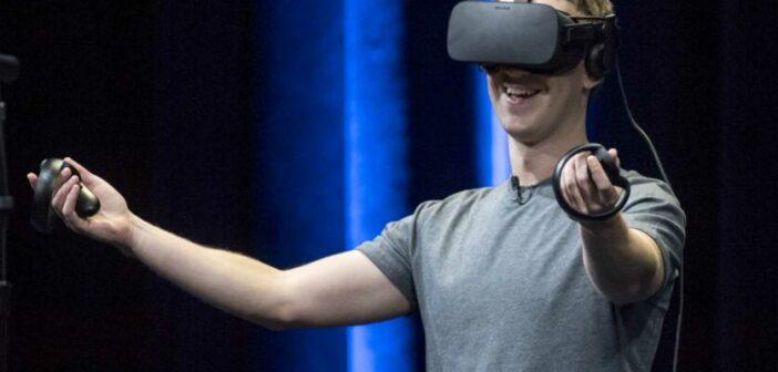 Mark Zuckerberg's virtual metaverse vision