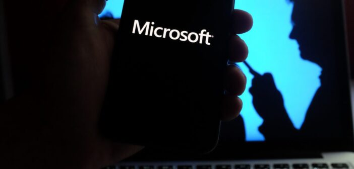 Microsoft hack blamed on Chinese government